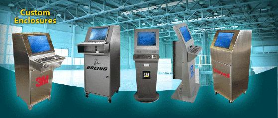 kiosk manufacturers